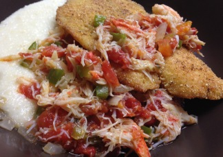 tilapia with salsa cropped