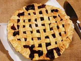 pie qith adjustments