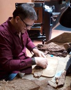 cigar making 1